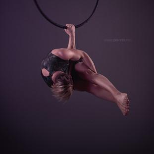 Aaron Twitchen aerial hoop