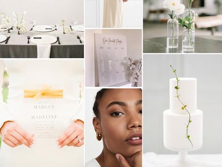 Wedding Color Inspiration for 2021