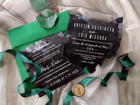 Wedding Invitations and COVID-19