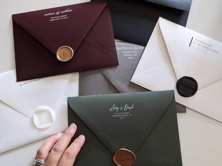 Predictions for Wedding Invitations for 2021