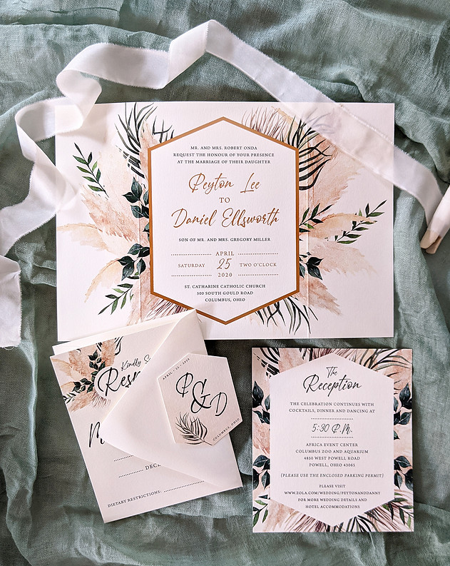 Pampas-grass-wedding-invitation-trifold