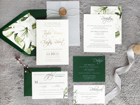 Advice on How to Choose Your Wedding Stationer