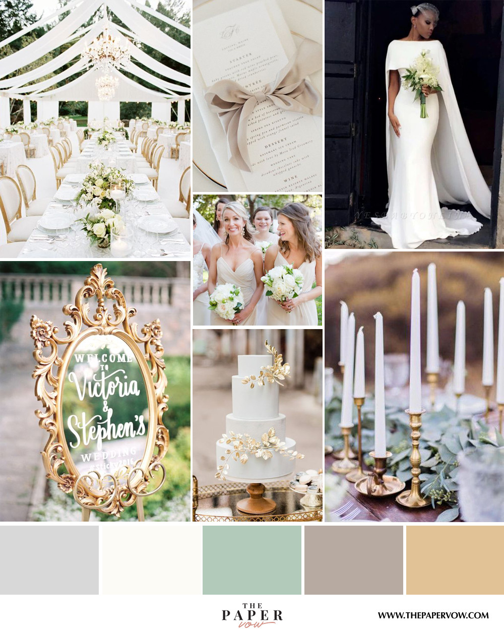 classic elegance wedding inspiration with images to create a traditional yet timeless wedding