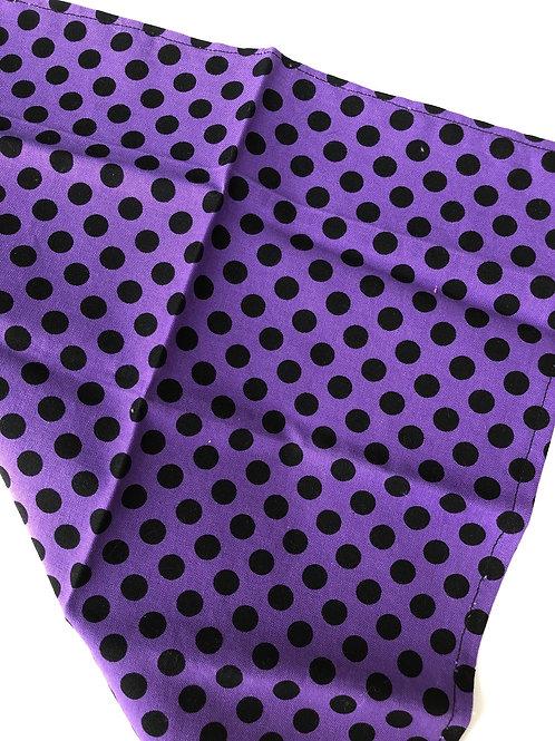 Mouchoir KK-NEZ violet