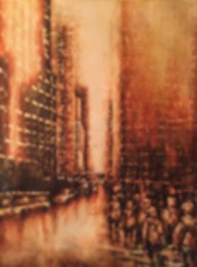 Chicago downtown Shefali Khanna Deloitte