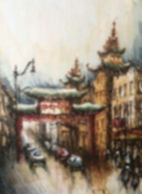 Chicago chinatown Shefali Khanna
