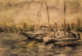 Chicago Harbor Shefali Khanna Boatsa