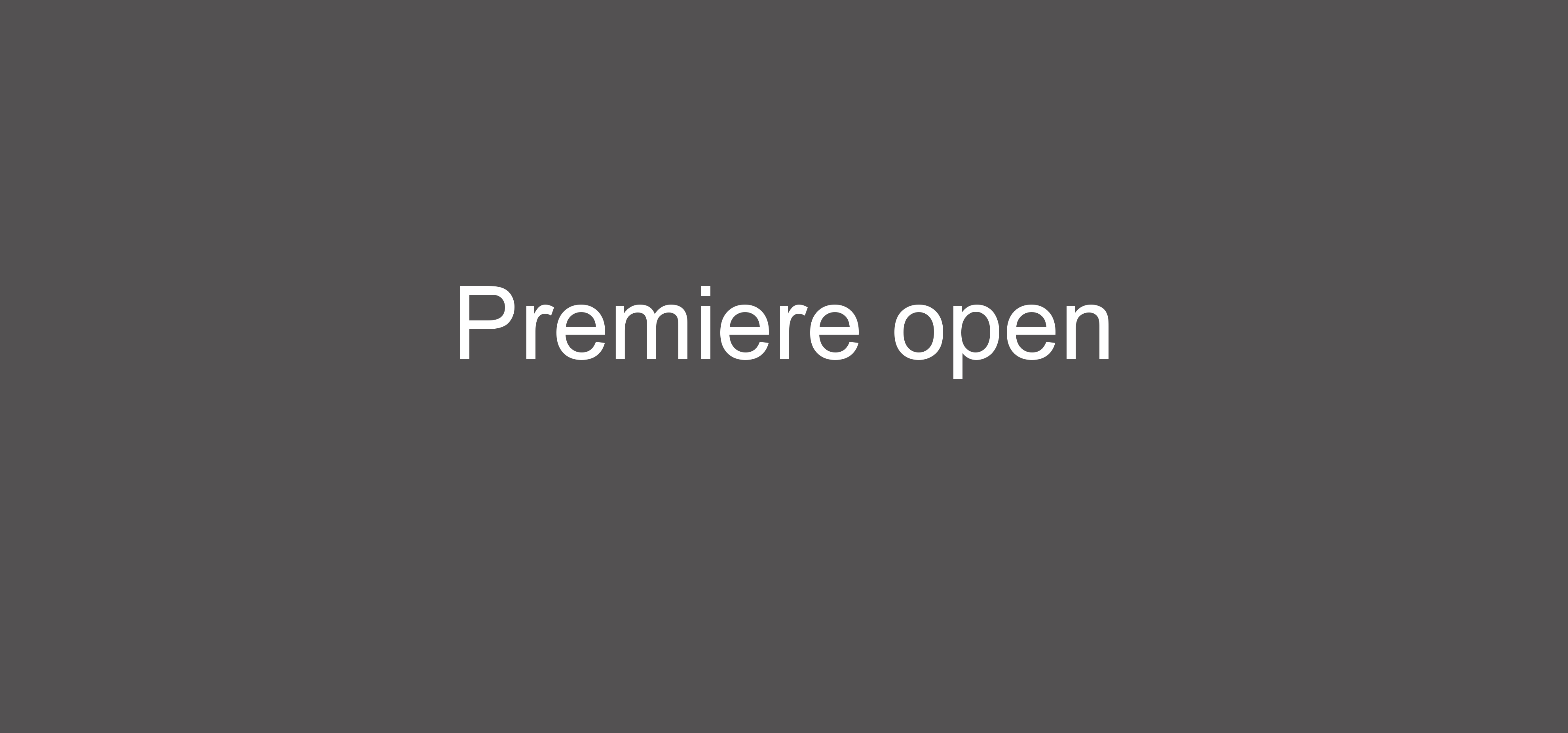 Prem open