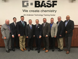 Conklin Company Inc. and BASF Corporation Lay Groundwork for Future Business Expansion