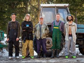 Skiing the War Torn Balkans