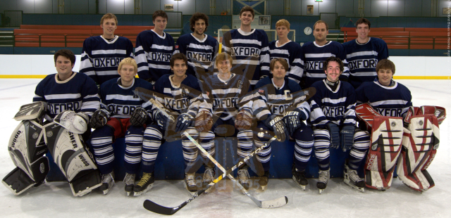 The 2010-11 Oxford Blues