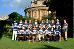 The 2009-10 Oxford Blues