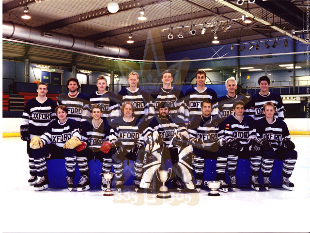 The 2007-08 Oxford Blues