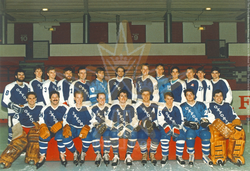 The 1987-88 Oxford Blues