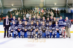 The 2011-12 Oxford Blues