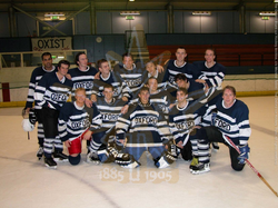 The 2004-05 Oxford Blues