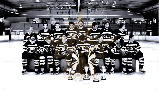 The 2008-09 Oxford Blues