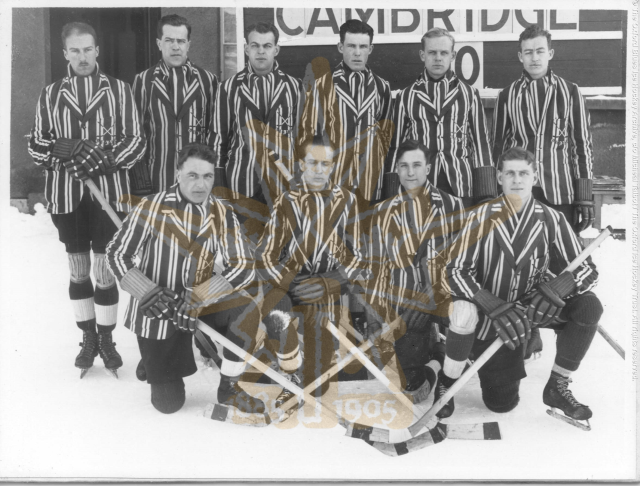 The 1927-28 Oxford Blues
