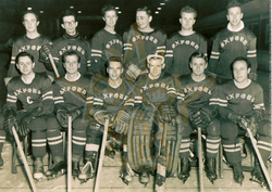 The 1952-53 Oxford Blues