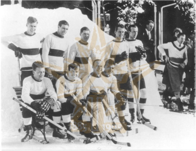 The 1922 Oxford Blues