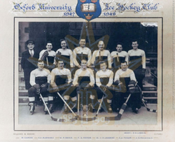 The 1946-47 Oxford Blues