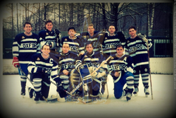The 1999-2000 Oxford Blues