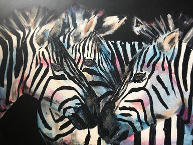 Animal zebras Kwa Zulu Natal.JPG