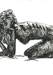 Female 8 sketch