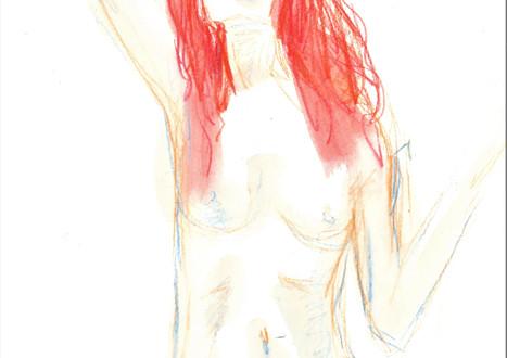 Female 4 sketch