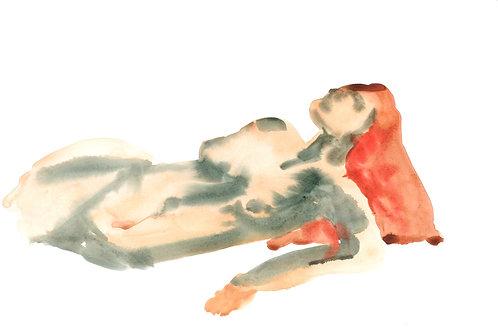FEMALE Limited Edition ART Print A4