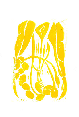 Botanical Flesh linocut print 15.jpeg