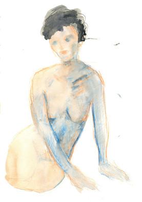 Female 7 sketch