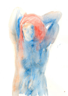 Female 2 sketch