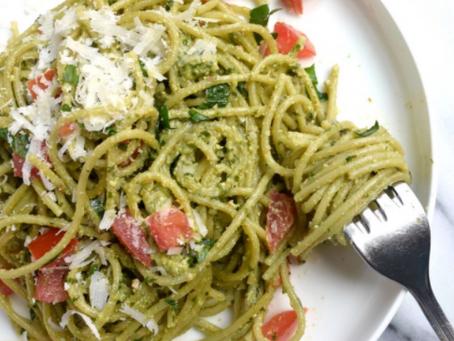 Microgreen Pesto