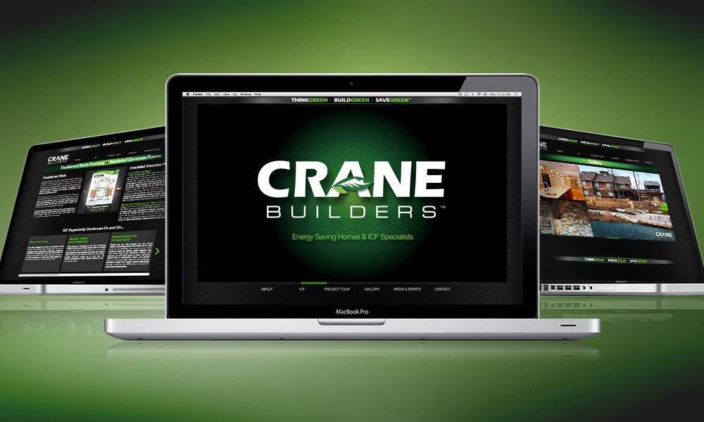 WEBSITE | Crane Builders