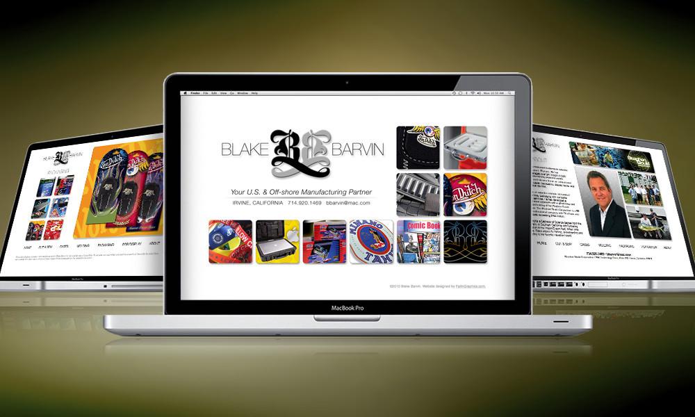 WEBSITE | Blake Barvin