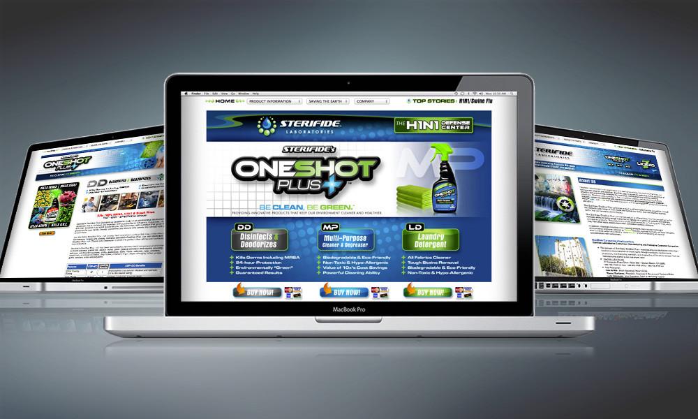 WEBSITE | One Shot Plus+