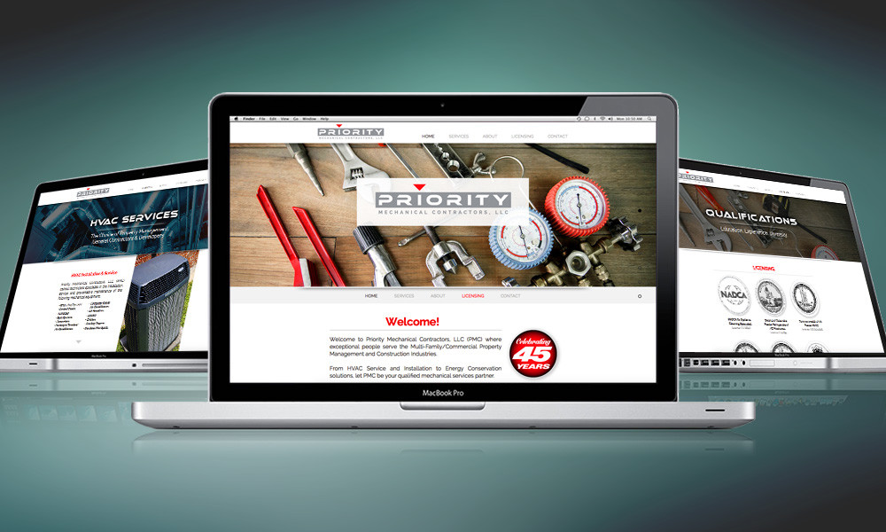 WEBSITE | Priority Mechanical Contractors