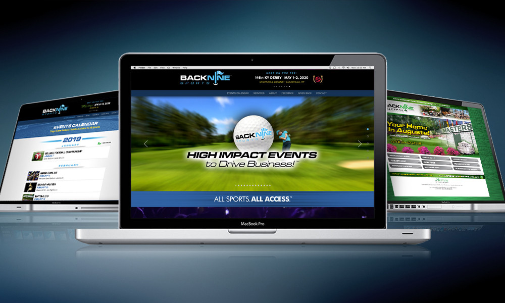 WEBSITE | BACK9 Sports