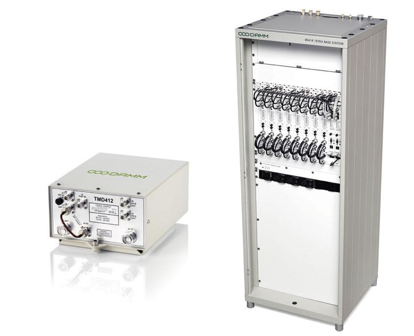 DAMM Tetraflex Indoor System