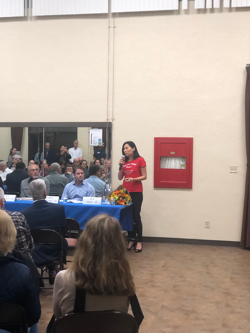 La Jolla Town Council Candidate Forum (11/14/19)