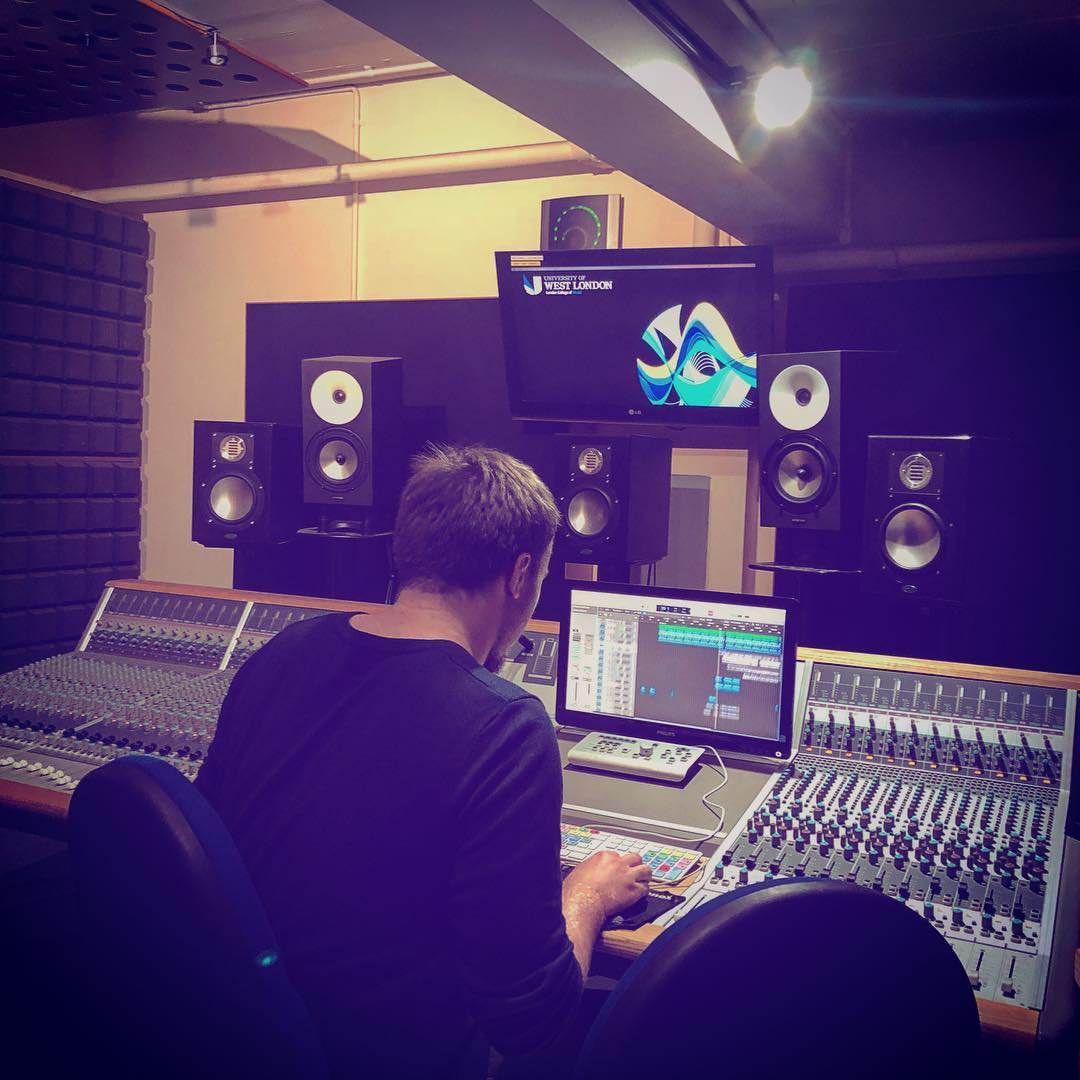 Music Production Tuition