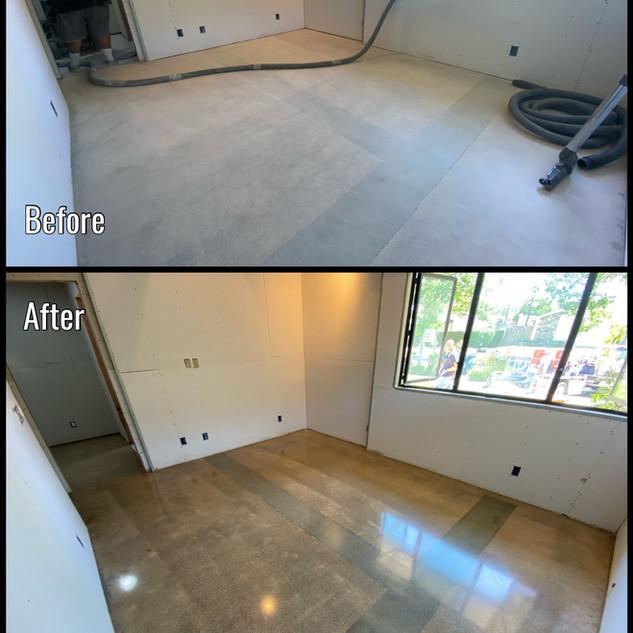 Concrete Polishing System