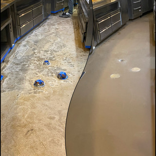 Commercial Kitchen Flooring UPC