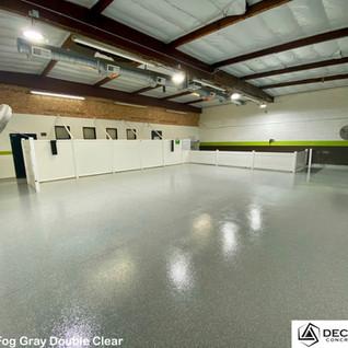 Dog Hotel Epoxy Flooring System