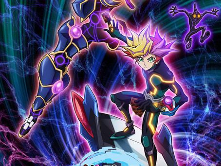 Back to the Yu-Gi-Oh Universe!
