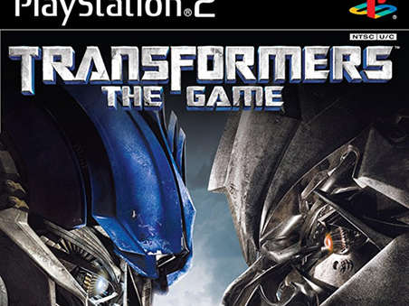 Transfomers The Game