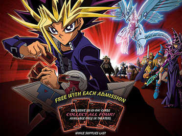 Yugioh! The Movie