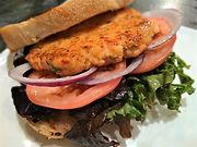 Salmon Pattie