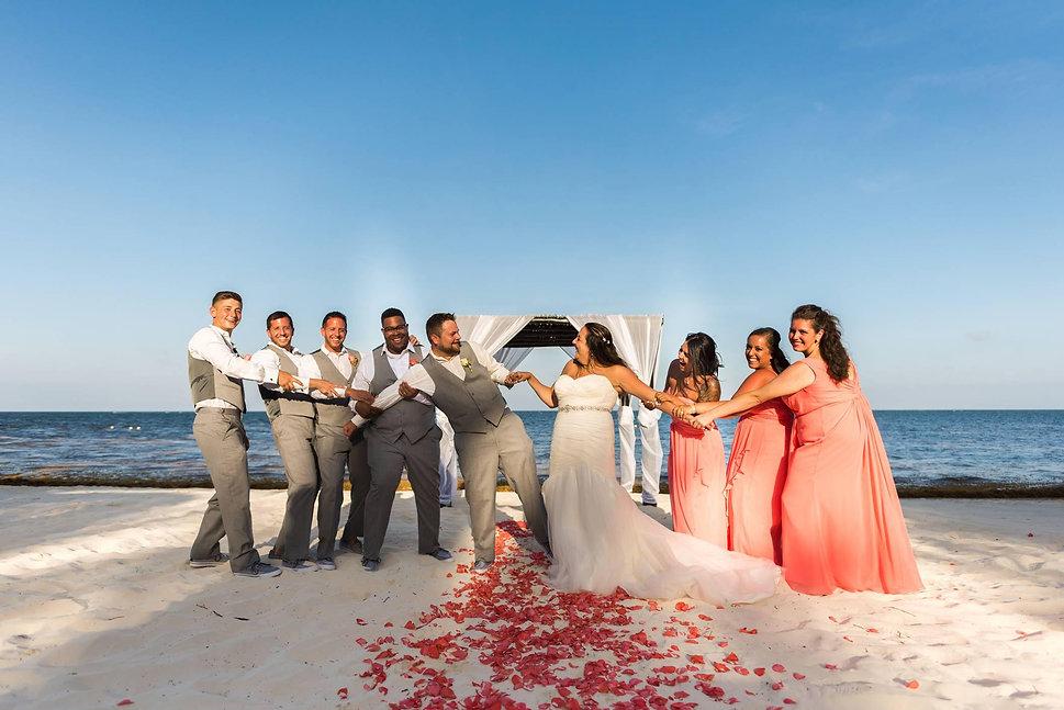 Destination Wedding Mexico Turks and Caicos